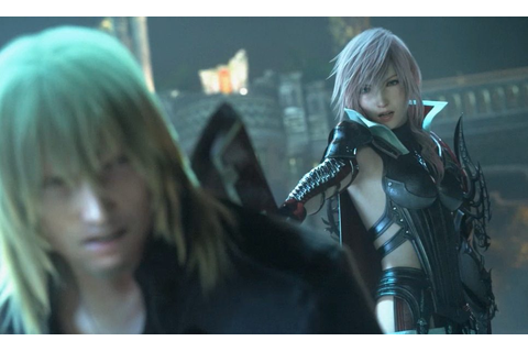 Lightning Returns: Final Fantasy XIII Cinematic