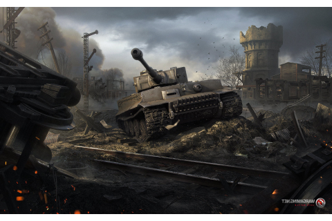 World Of Tanks, Video Games, Tiger I, World War II, War ...