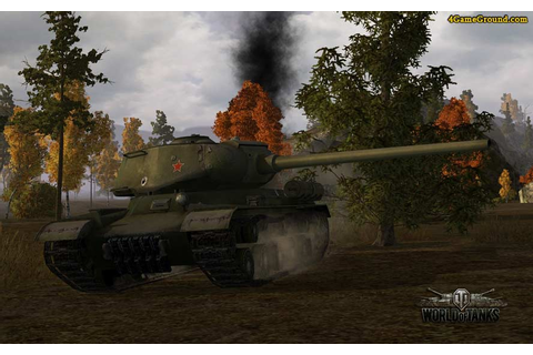 Play World of Tanks game online for free | 4GameGround.com