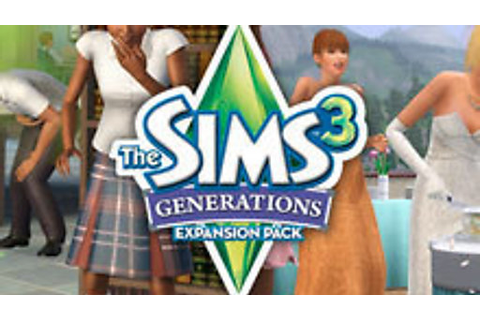 The Sims 3 Generations Expansion Pack | macgamestore.com
