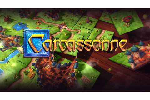 DGA Plays: Carcassonne - Steam Edition (Ep. 1 - Gameplay ...