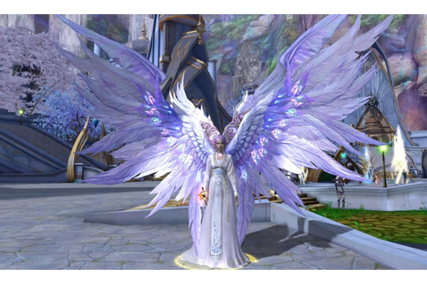 Asmodian wings - Online Game Gallery