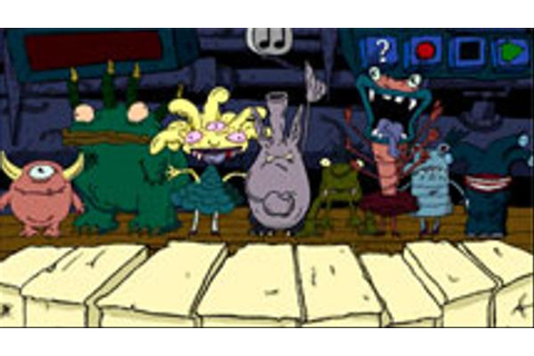Aaahh! Real Monsters: Monster Music Decomposer