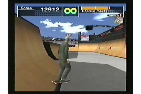 ESPN X Games Skateboarding gameplay - YouTube