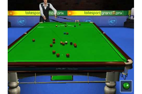 World Snooker Championship 2005 world tour ist game part 1 ...