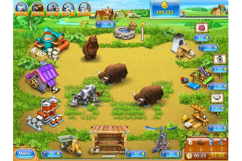 All about Farm Frenzy 3. Download the trial version for ...