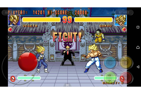Dragon Ball Z 2 : SUPER BATTLE | ÉMULATEUR ARCADE GAME ...