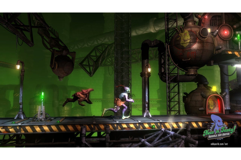 Oddworld: New 'N' Tasty Review - IGN