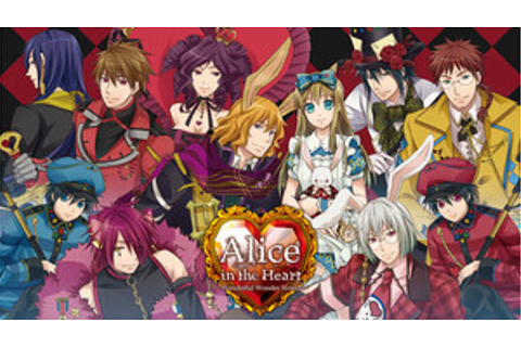Quinrose's Alice in the Country of Hearts Game Released in ...