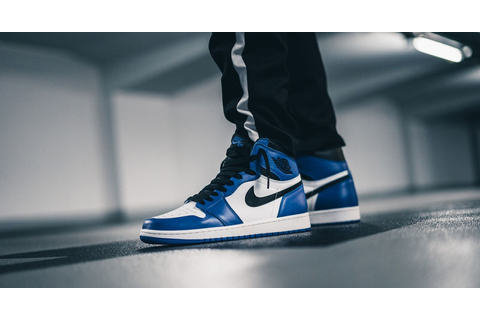 "Air Jordan 1 ""Game Royal"" Release Details 