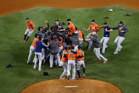 Houston Astros Take First-Ever World Series In 7 Games ...