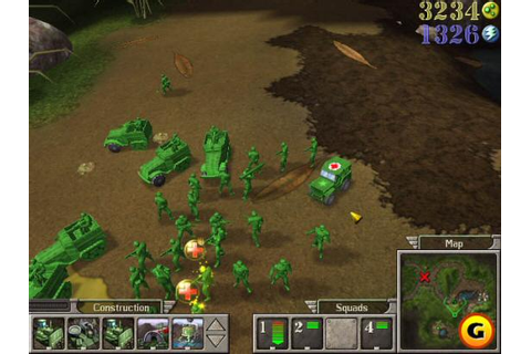 Free Download PC Games Army Men - RTS Full Version (RIP ...