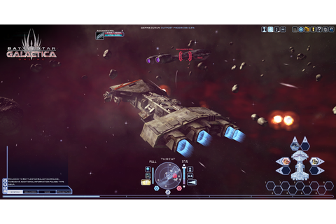 Unity - Battlestar Galactica Online by Bigpoint