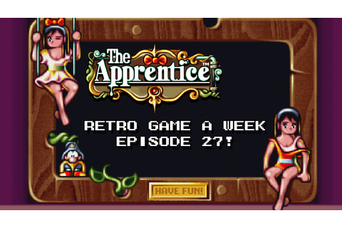 The Apprentice (CDi) - Retro Game A Week Episode 27 ...