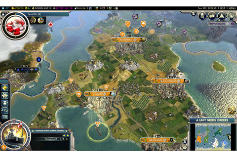 Civilization V: Gods and Kings (Mac) Steam Key for Mac and ...