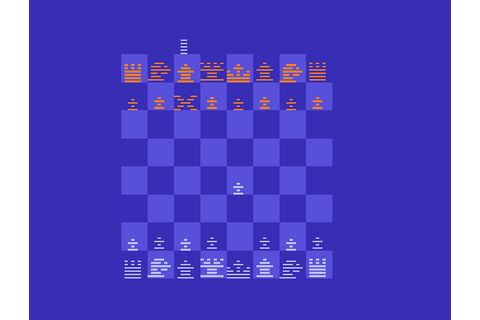 Video Chess, the First Chess Video Game? - Atari 2600 ...