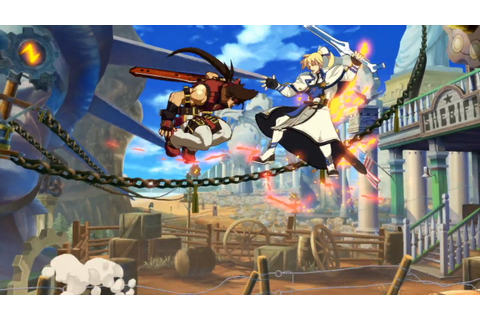 Do You Want Guilty Gear Xrd On Wii U? Developer Says Sign ...