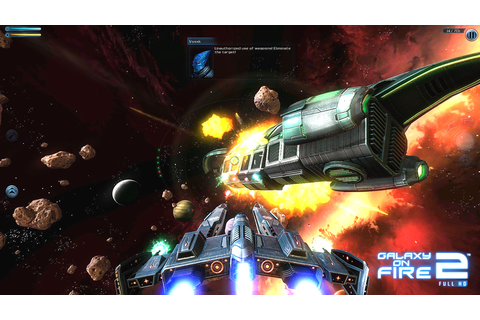 Galaxy on Fire 2 (Full HD) › Games-Guide