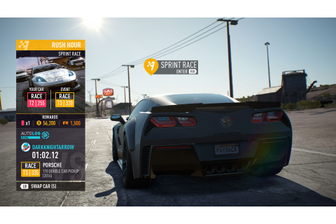Need for Speed Payback torrent download v1.0.51.15364 ...