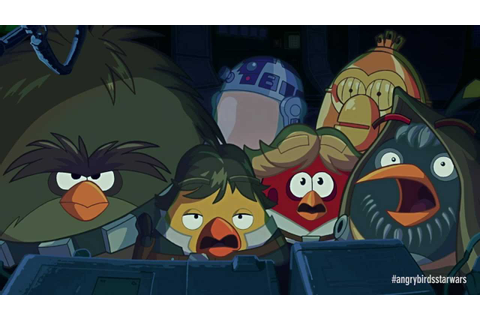 Angry Birds Star Wars Cinematic Trailer - YouTube