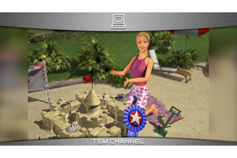 Barbie Beach Vacation (part 4 ending) - YouTube