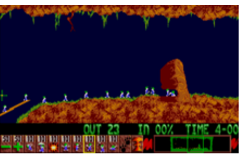 Lemmings (video game) - Wikipedia