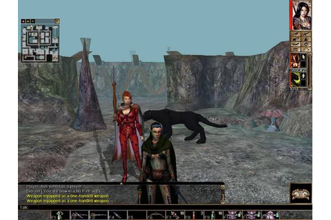 NeverWinter Nights 1 PC Game Download Free Full Version