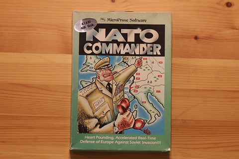 This Old Game – NATO Commander – Geekometry