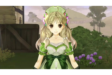 Atelier Ayesha The Alchemist Of Dusk DX Gameplay (PC Game ...