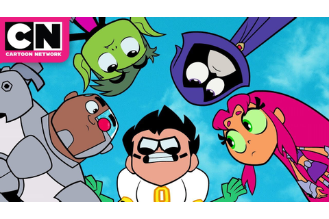 Teen Titans GO! |The Big Game | Cartoon Network - YouTube