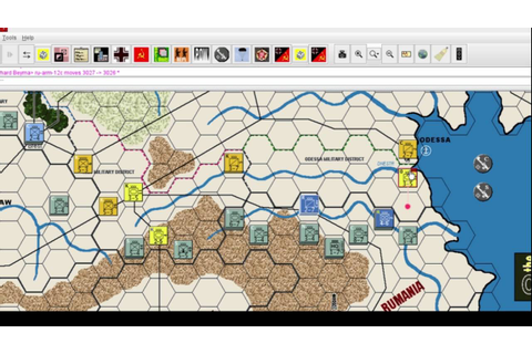 The Russian Campaign! 5 turn scenario replay and Strategy ...