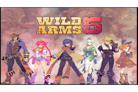 Wild Arms 5 Review and Gameplay - YouTube