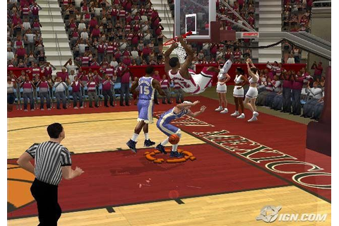 ESPN College Hoops 2K5 PS2 ISO Download
