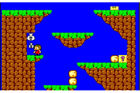 Alex Kidd in Miracle World | ClassicReload.com