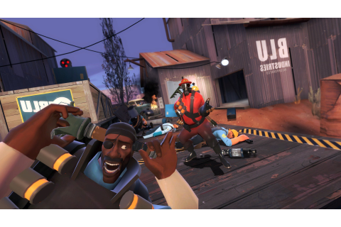 video Games, Team Fortress 2, Pyro (character), Engineer ...