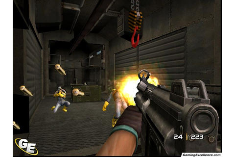 TimeSplitters Future Perfect Review - GamingExcellence