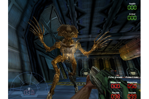 Aliens versus Predator (1999 video game) | Xenopedia ...