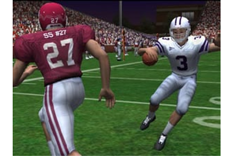NCAA Football 2004 Review - GameRevolution