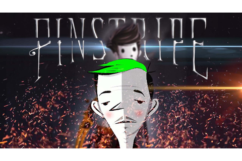 Why Is Jacksepticeye In This Game? | Pinstripe #2 - YouTube