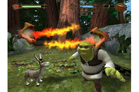 Free Download Shrek 3 PC Game Full Version Rip ~ Game ...
