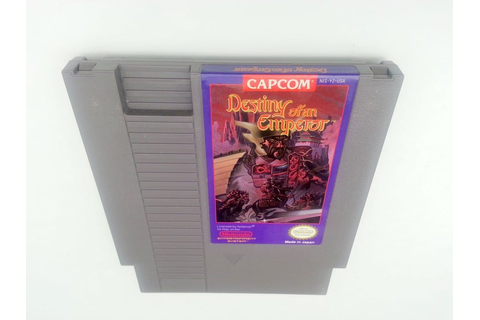 Destiny of an Emperor game for Nintendo NES - Loose ...