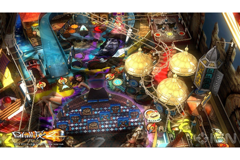 Pinball FX2 Screenshots, Pictures, Wallpapers - Xbox 360 - IGN