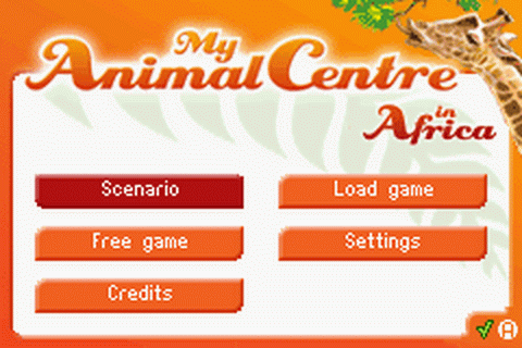 Play My Animal Centre in Africa Nintendo Game Boy Advance ...