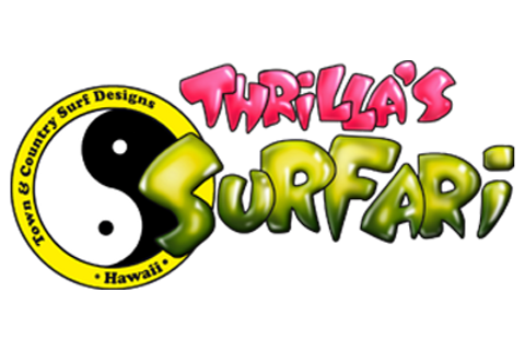 Town & Country Surf Designs II: Thrilla's Surfari Details ...