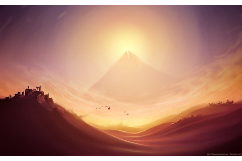 journey game - Google Search | Paintings I'd Love to Hang ...