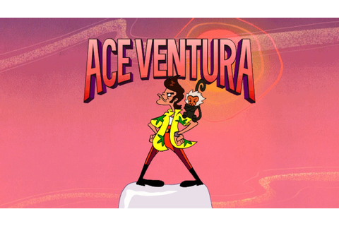 Ace Ventura: The CD-Rom Game [PC] - retro - YouTube