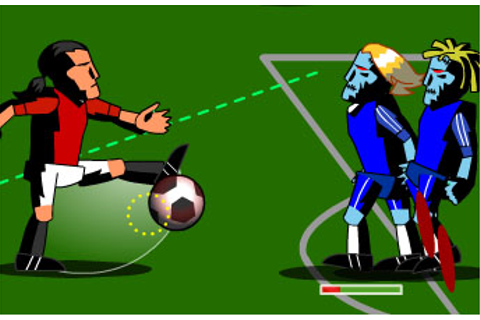 Zombie Soccer - Play on Bubblebox.com - game info ...