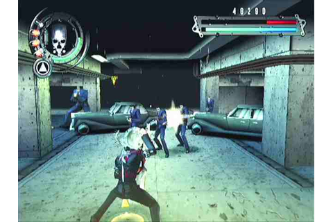 All Gungrave Overdose Screenshots for PlayStation 2
