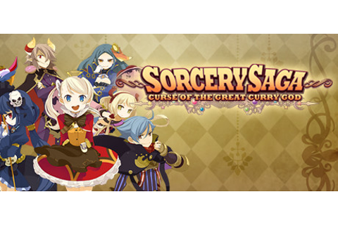 Sorcery Saga: Curse of the Great Curry God on Steam