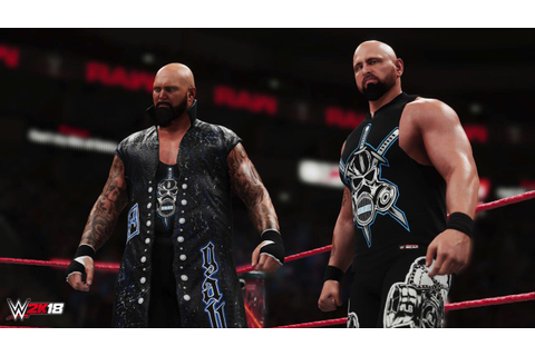 WWE 2K18 Gets New Trailer And Screenshots Showing Off DLC ...